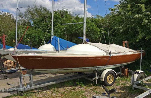 Yeoman boats for sale